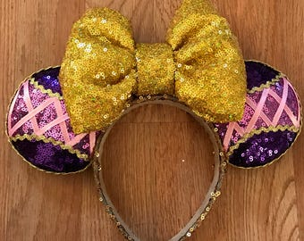 Rapunzel inspired ears