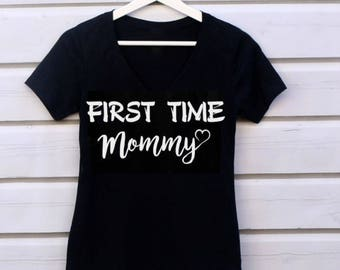 Pregnancy Announcement Shirt, New Mother Gift, Baby Reveal,First Time Mommy Shirt ,New Parents Shirt,Parents Tshirts, Baby Shower Gift