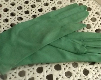 Vintage 60's Nylon Gloves