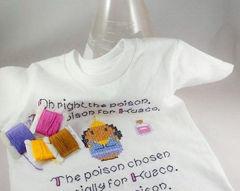 Poison for Kuzco T-shirt (6-12 mos.)