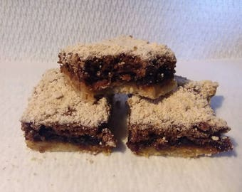 Homemade Shoofly Pie Cookie Bars - 18 Bars