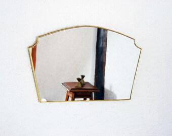 50s vintage mirror