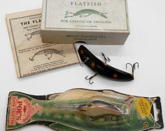 Two Old Fishing Lures