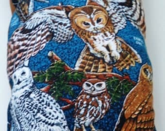 "Decorative cushions, Owl cushion, Patio cushion, Lounge cushiom, ""READY TO SHIP"""