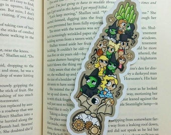 Wicked Bit Traditional Bookmark / BT312