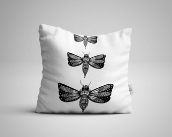 Moths Cushion