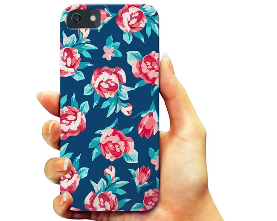 Roses iPhone 7 Case, Pink Flowers iPhone 6 Plus Case, Floral iPhone SE Case, Flowers Galaxy s6 s7 Case, Botanists iPhone Case
