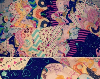 Cloth Pad Trial Kit | Starter Stash | Made to Order