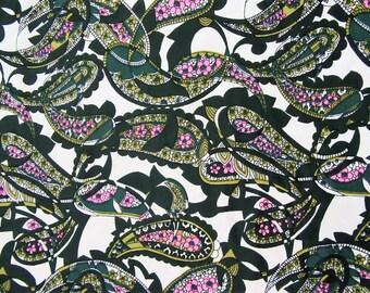 1970s(?) Fabric