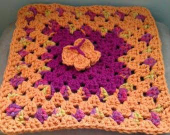 Butterfly Baby Blanket/Lovey