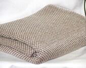 Blanket Throw Cashmere Pashmina Throw Pashmina Blanket Chunky Knit Winter Cashmere Wrap Warm Handmade by local Artisan