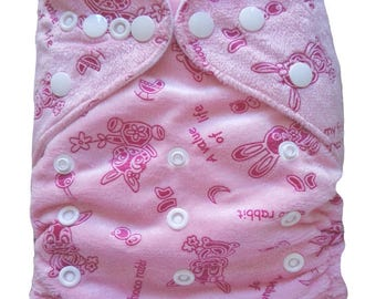 Ecological economic washable diapers