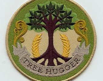 Tree Hugger Patch
