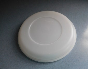 Vintage Tupperware Ultra 21 Pie/Quiche Pan Storage Seal New, Never Used!