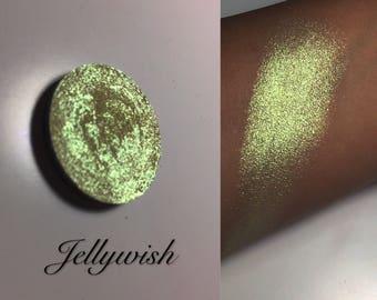 Jellywish single pan eyeshadow