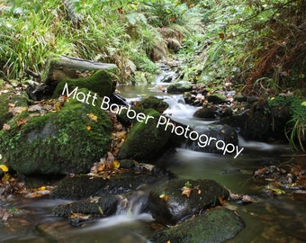 Waterfalls Photo Print