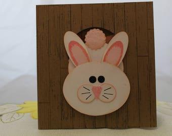 My Bunny Got Stuck Card