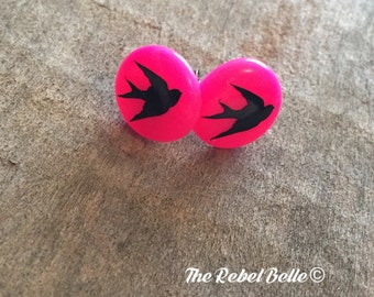 Sparrow Earrings *Sale Item*