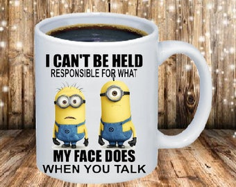Responsible-Minions Coffee Mug