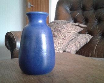 Beautiful Blue Glazed Pot