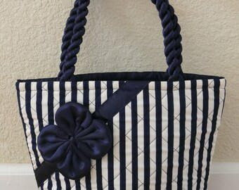 cloth handbag and shoulder bag