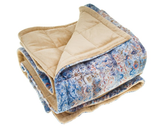 Adult Weighted Blanket Double Minky By EverythingSensoryCO