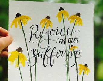 inspirational watercolor