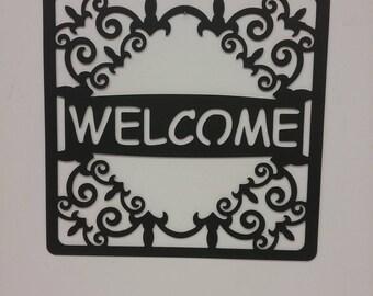 Scroll Welcome