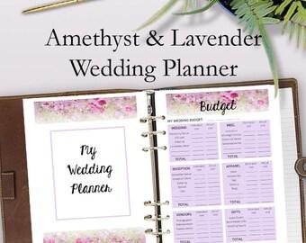 Wedding Planner Organizer, Best Wedding Organizer A5, Planning Printables, Planning Book Printable, Binder Printables, Instant Download