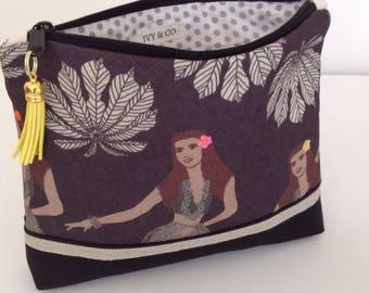 Havana Nights clutch bag
