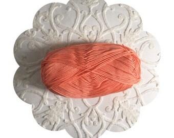 Luxurious yarn blend. Cotton bamboo blend yarn. Extra soft yarn supply. Craft supply. Crochet/knitting yarn supply.