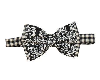 """Bow Tie """"Old Hollywood"""""""