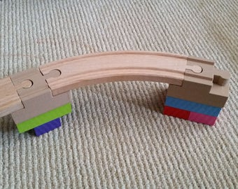 Brio Duplo Bridge Supports