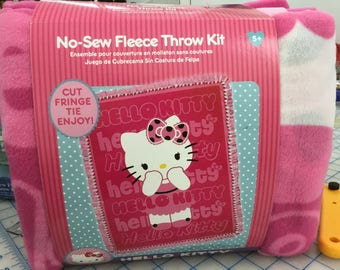 Hello Kitty Fleece Kit