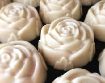 Nurture Solid Lotion Bar - rose geranium, bergamot, neroli, patchouli, vetiver,organic, mother, natural, spa, treatment,
