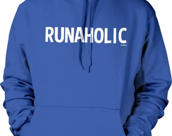 Runaholic Hooded Sweatshirt, NOFO_00538