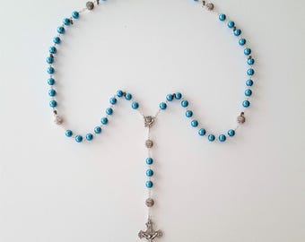 The Real Teal Rosary