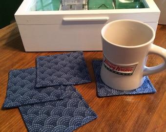 Mug mats or coasters