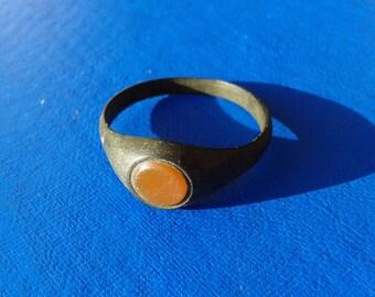 Ancient Bronze Ring.