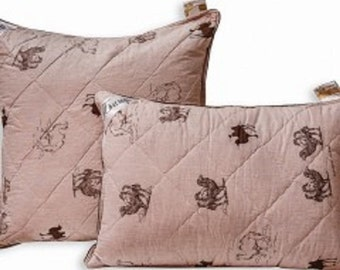 Cushion with wool camel 2-Chamber Aelit