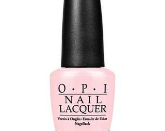 "OPI ""It's a Girl!"" Nail Polish Only"