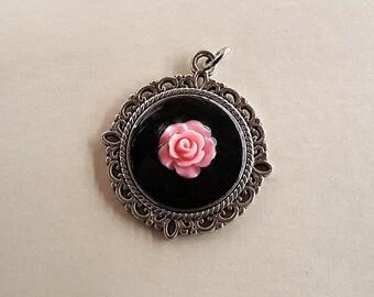 Rose Charm - Pink