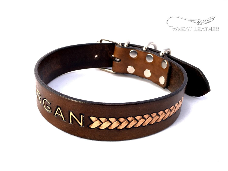 Quality Dog Collars With Name