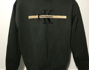 Vintage Calvin Klein Jeans Sweatshirt XL