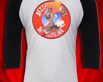 Motley Crue Vintage Girls Girls Girls Tour Shirt