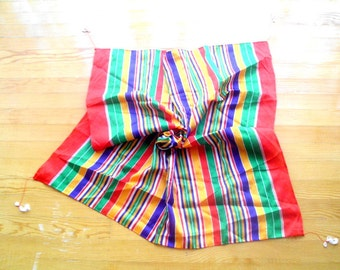 traditional tablecloth with tassels