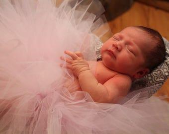 Baby Tutu, Toddler Tutu, Girls Tutu, Custom Tutu, Birthday tutu, Baby Tutu Skirt, Pink Tutu, Tutu Skirt