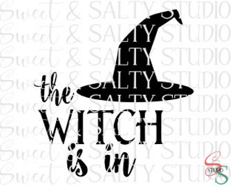 the witch is in digital file