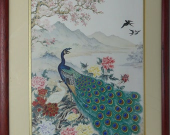 Awakening of Spring Limited Edition by Wei Tseng Yang - Chinese Art