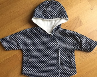 Jacket lined 6 & 12 months